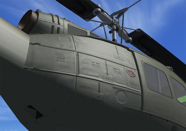 dodosim com, FSX UH-1H introduction